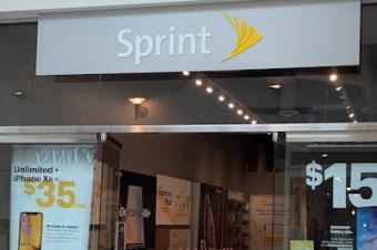 Sprintの2年契約が魅力的だ