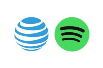 AT&Tが無制限プランの特典にSpotifyを追加