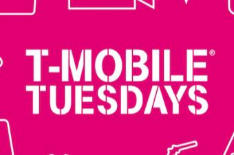 T-Mobileがタコスとハンバーガーを奢ってくれる