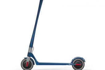 シェアしない電動スクーター