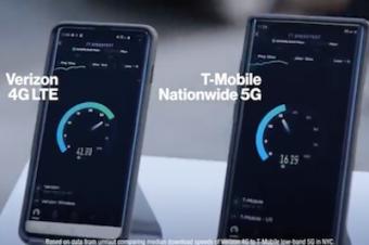 スーパーボウルでT-MobileとVerizonが感謝