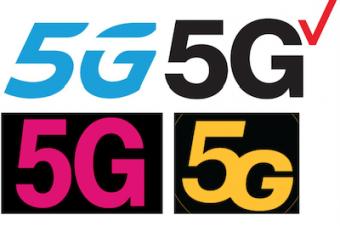 「5G」表示の意味がない