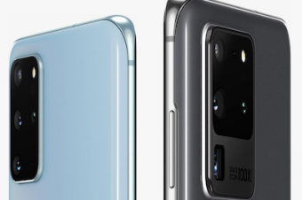 Samsungの最新スマホで5Gを試す