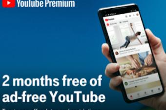 T-MobileがYouTube Premiumを無料提供