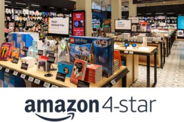 Amazonの「四つ星」とは