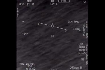 UFOの目撃情報が増えている